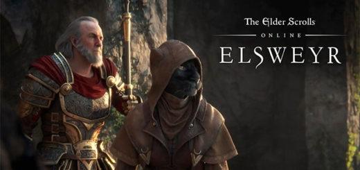 Elsweyr для The Elder Scrolls Online обновление