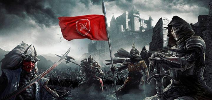 Conquerors Blade збт для гильдий