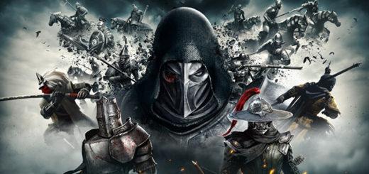 старт обт ранний доступ в россии Conquerors Blade