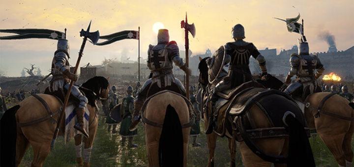 финальный этап збт Conquerors Blade