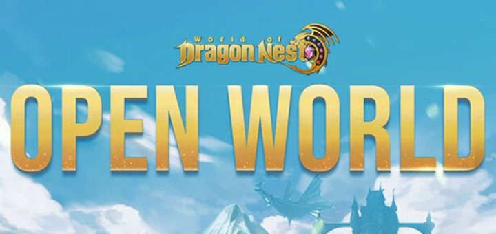 World of Dragon Nest азия