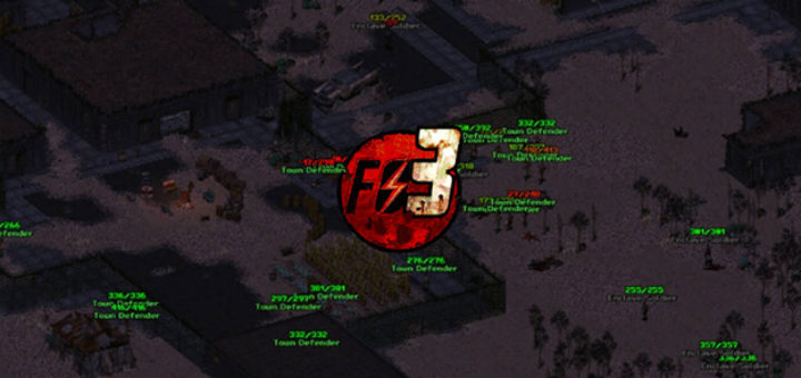 fonline 3 новая mmorpg на базе Fallout