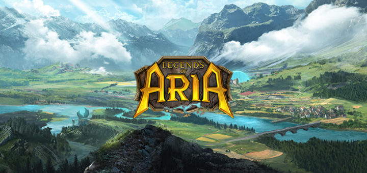 дата выхода Legends of Aria steam