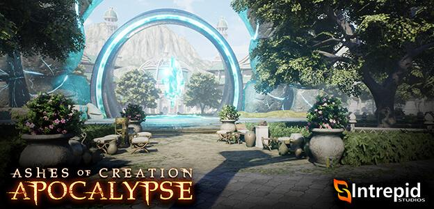 ashes of creation steam