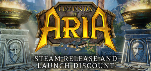 steam запуск Legends of Aria играть