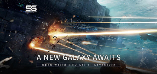 second galaxy online космос новая mmorpg