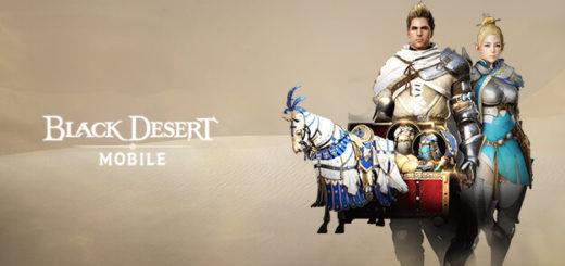 дата выхода black desert mobile