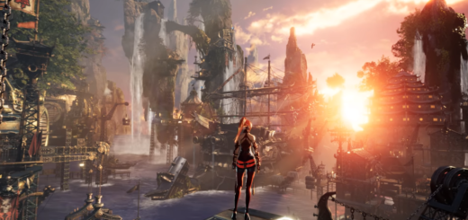blade and soul unreal engine 4 в россии