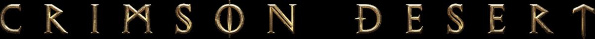 Crimson Desert logo png
