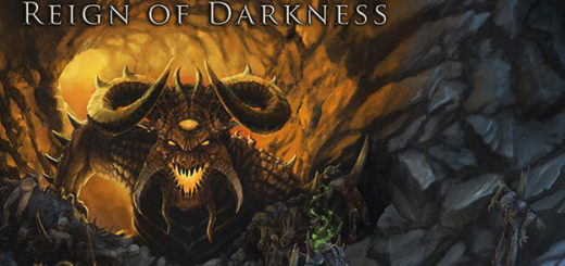 Reign of Darkness mmorpg steam обзор