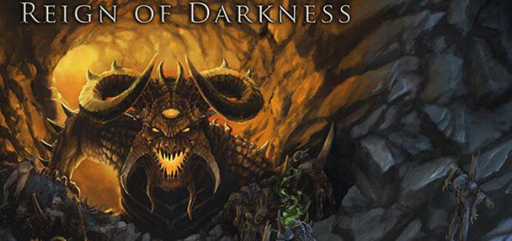 Reign of Darkness mmorpg steam обзор