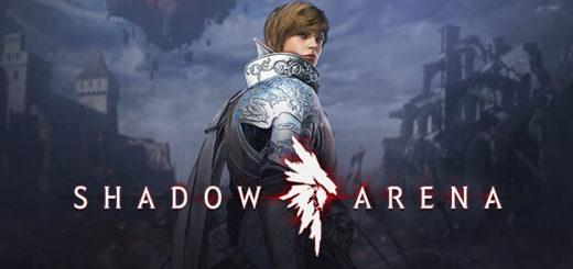 Shadow Arena королевская битва старт збт