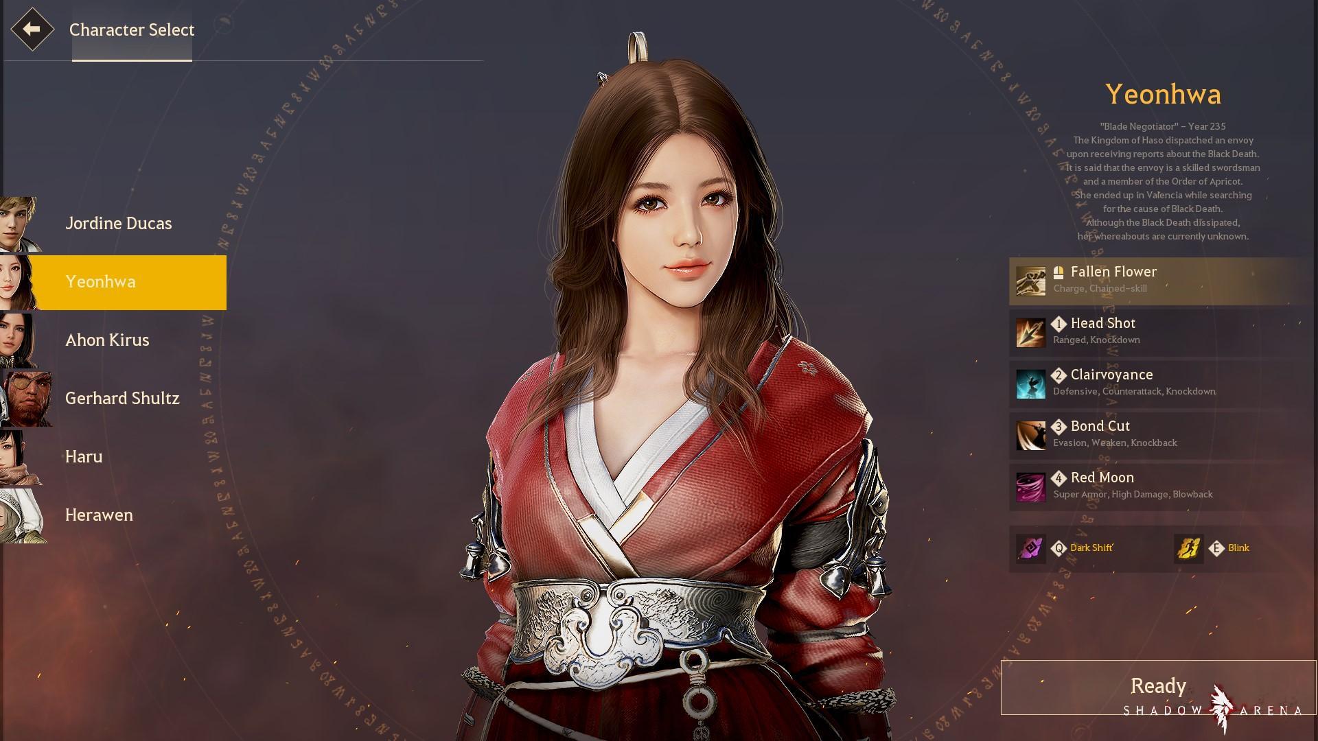 классы shadow arena новая онлайн игра королевская битва