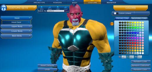 Ship of Heroes mmorpg про супергероев вышла в збт