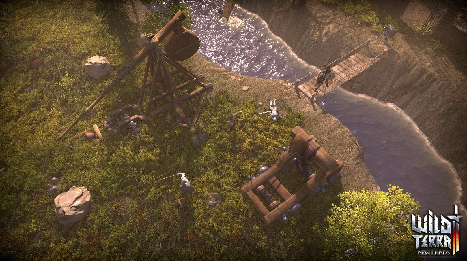 Wild Terra 2 New Lands скриншоты