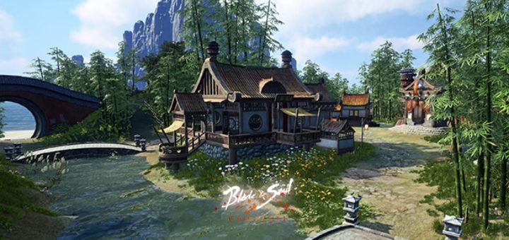 blade and soul видео корея Unreal Engine 4