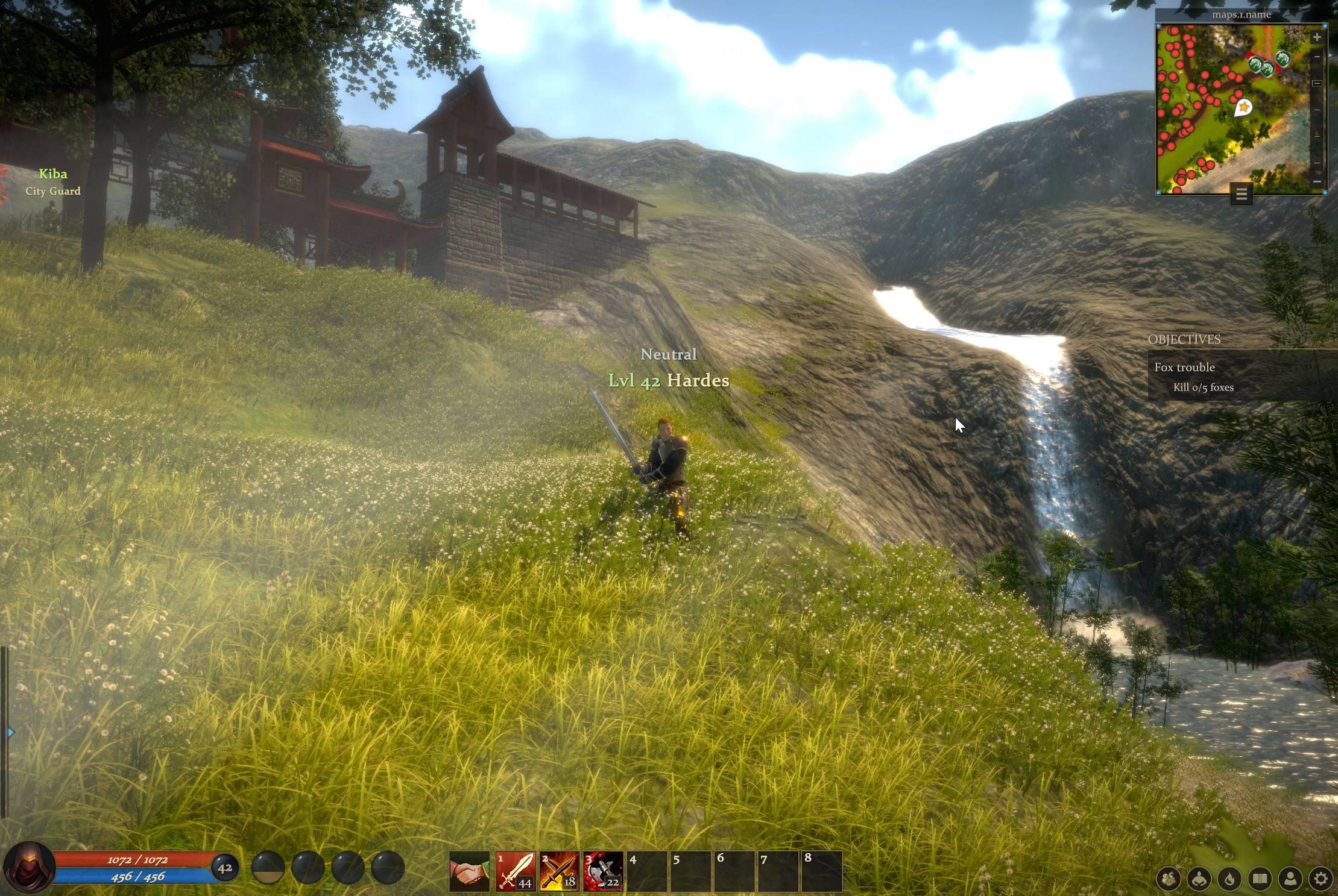 новая кроссплатформенная MMORPG steam
