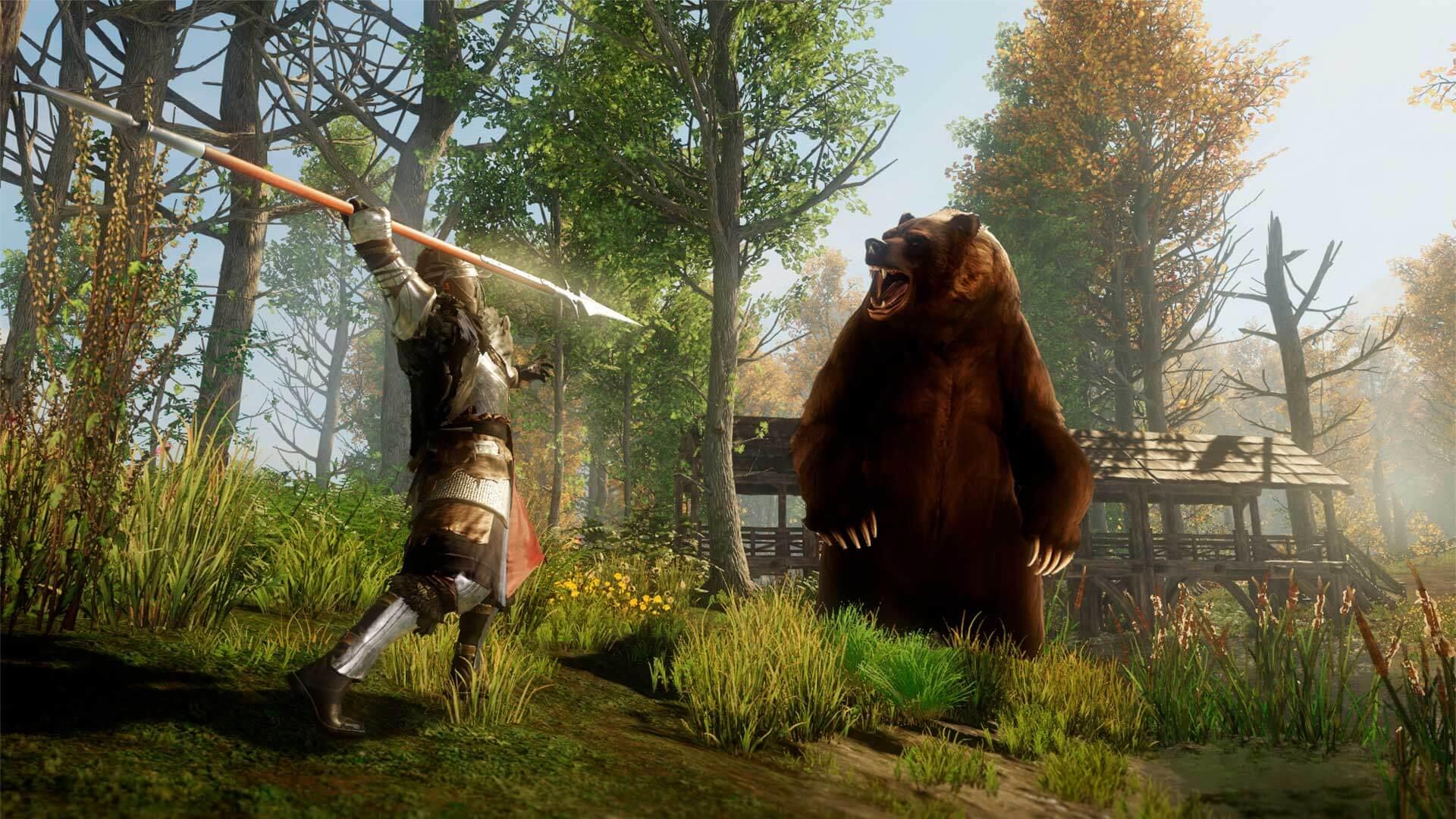 new world скриншот 3