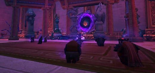 3 фара world of warcraft
