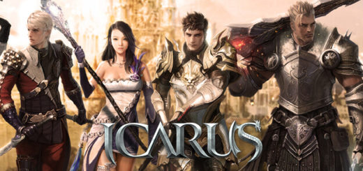 icarus mmorpg steam дата выхода
