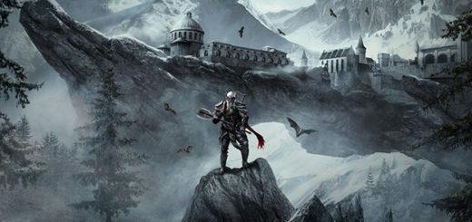 русский язык в The Elder Scrolls Online
