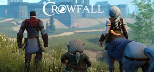 crowfall альфа тест старт