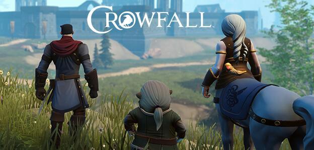 Crowfall в россии
