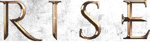 RISE logo mmorpg