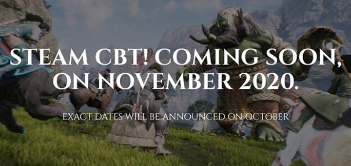 ЗБТ ПК-версии Bless Unleashed начнется в ноябре 2020