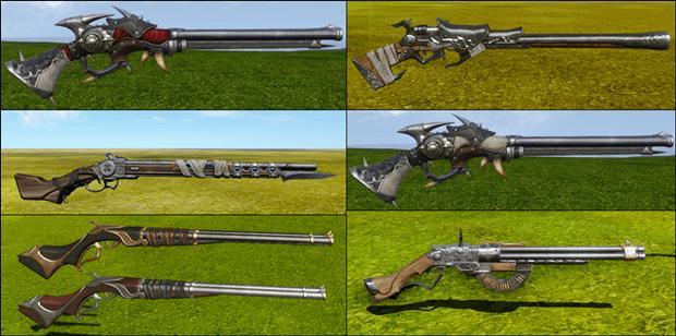 ArcheAge новая специализация и огнестрельное оружие