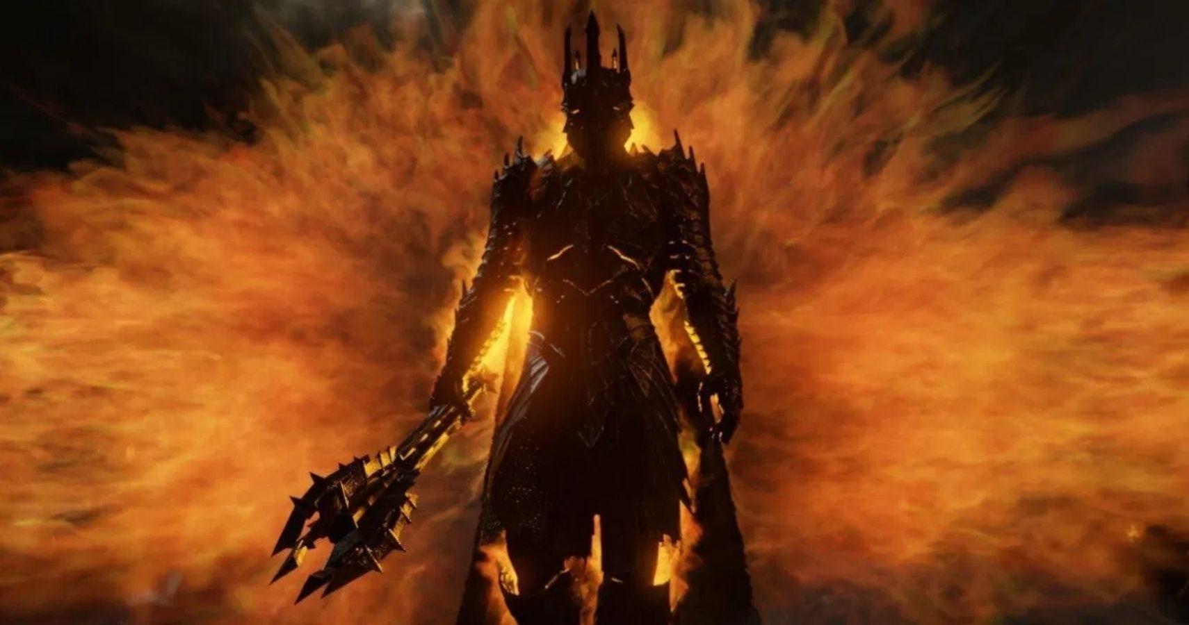 Новая MMORPG по Властелину колец amazon Athlon Games скриншот