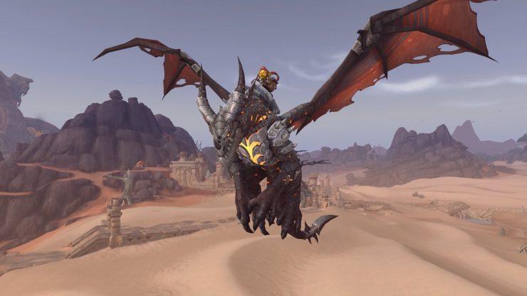 World of Warcraft: Shadowlands полёты появится в 2021 году