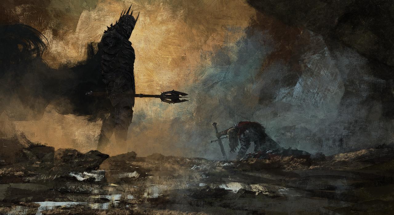 Новая MMORPG по Властелину колец