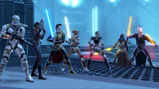 Star Wars: The Old Republic обновление 6.2 с новым контентом
