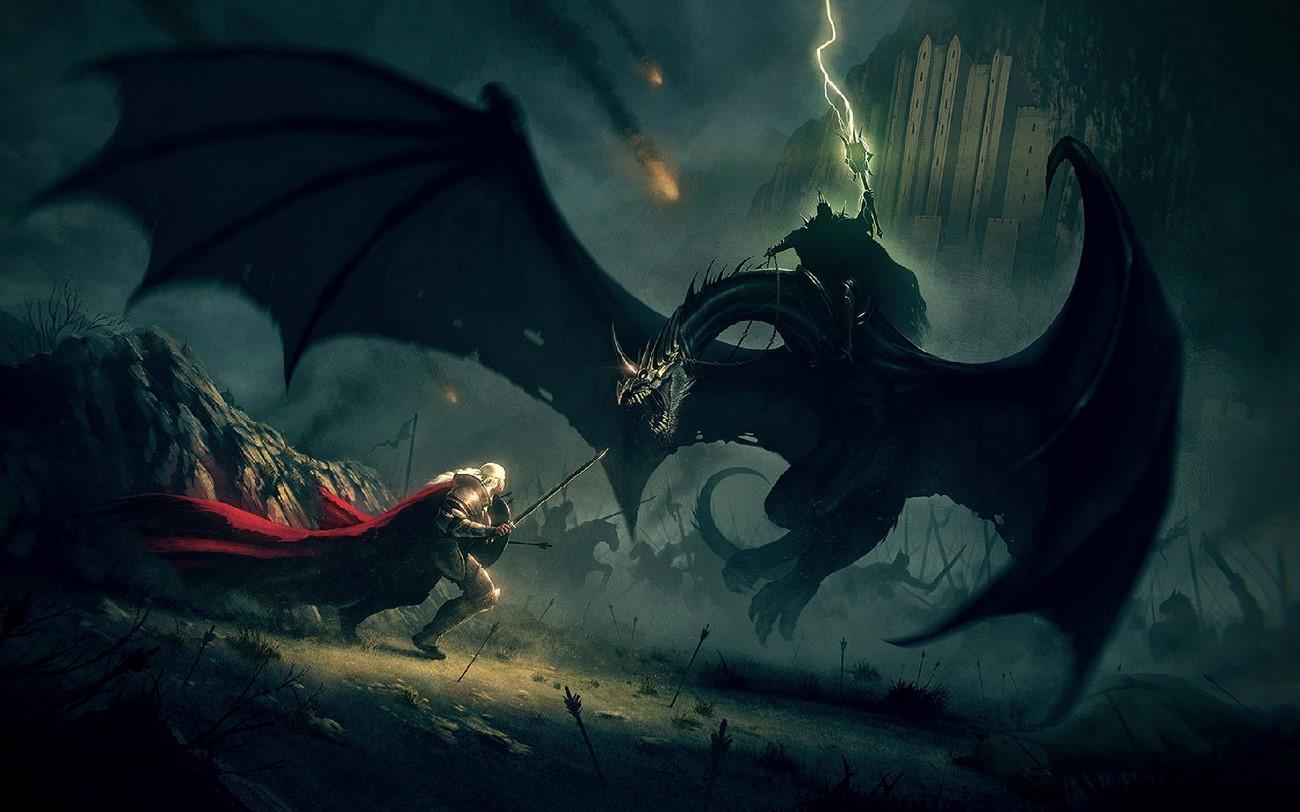 Нова MMORPG по вселенной Властелин Колец от Tencent