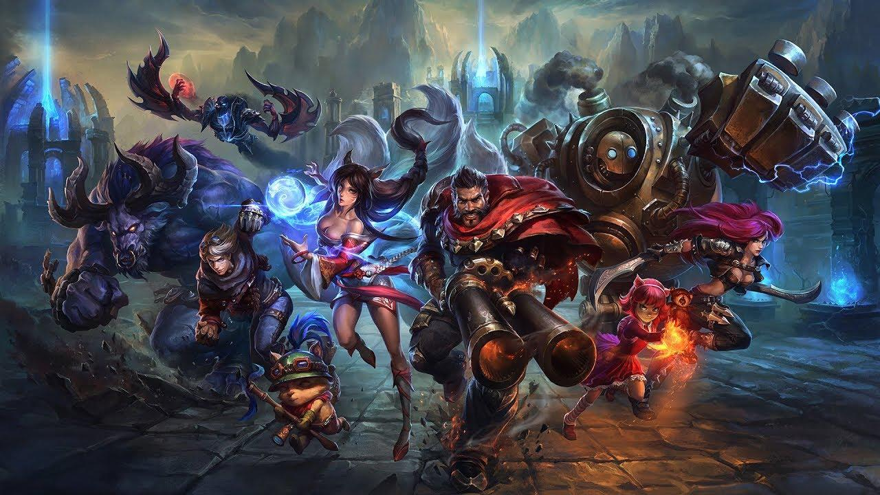 MMORPG от Riot Games создателей Лиги Легенд