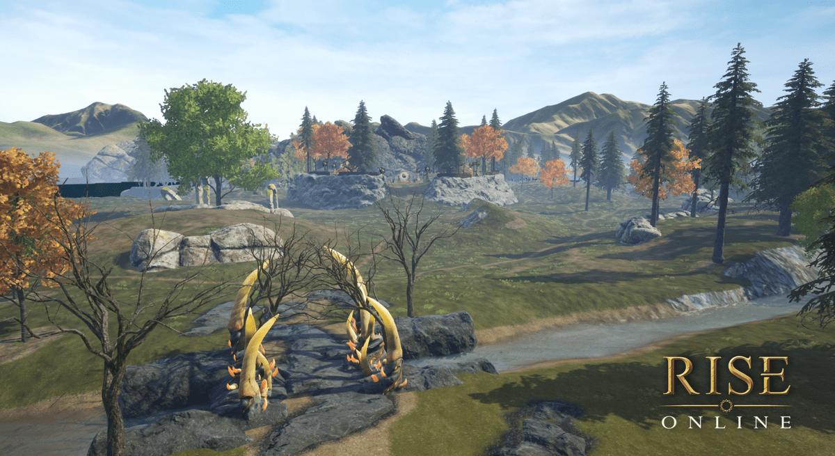 В MMORPG Rise Online началось альфа-тестирование