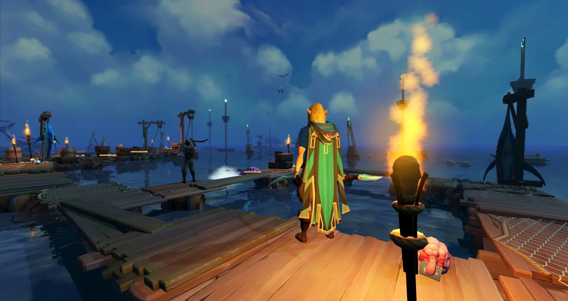 RuneScape ставит рекорд по показателям онлайна за 5 лет