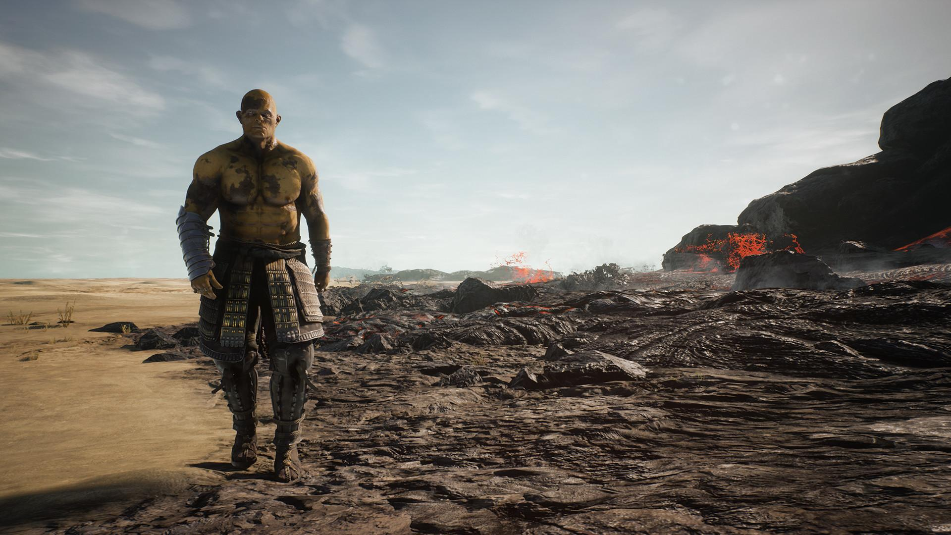 Mortal Online 2 в марте будет доступна в Steam