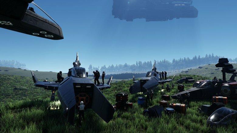 Планы по развитию MMORPG Dual Universe в 2021 году