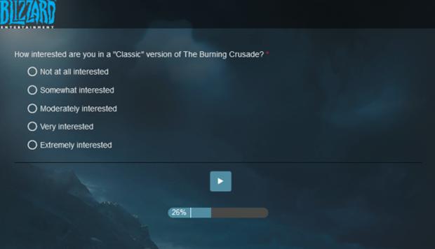 Для WoW Classic выйдет The Burning Crusade