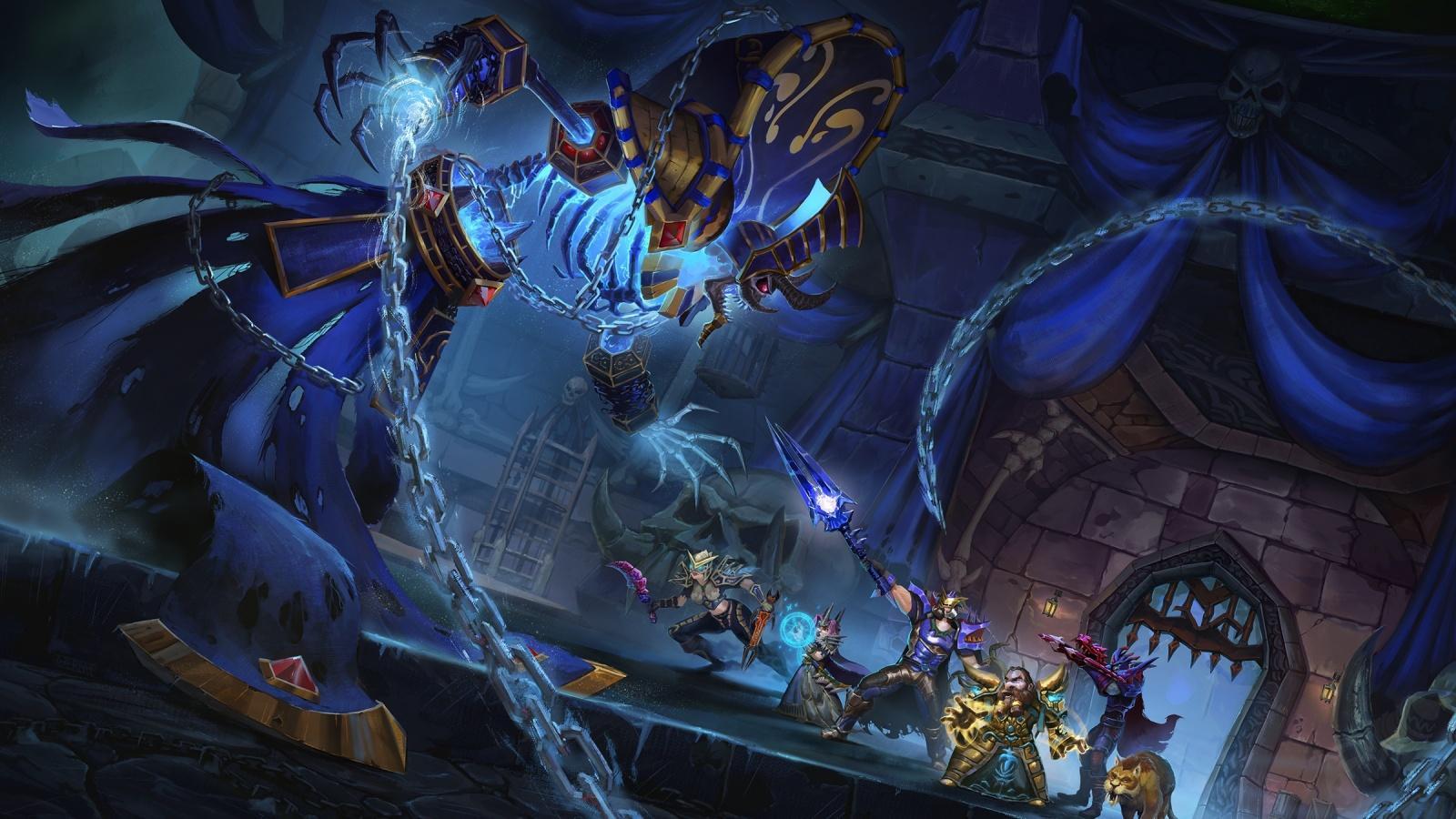 World of Warcraft: Classic открылся «Наксрамас» во главе с Кел`Тузадом
