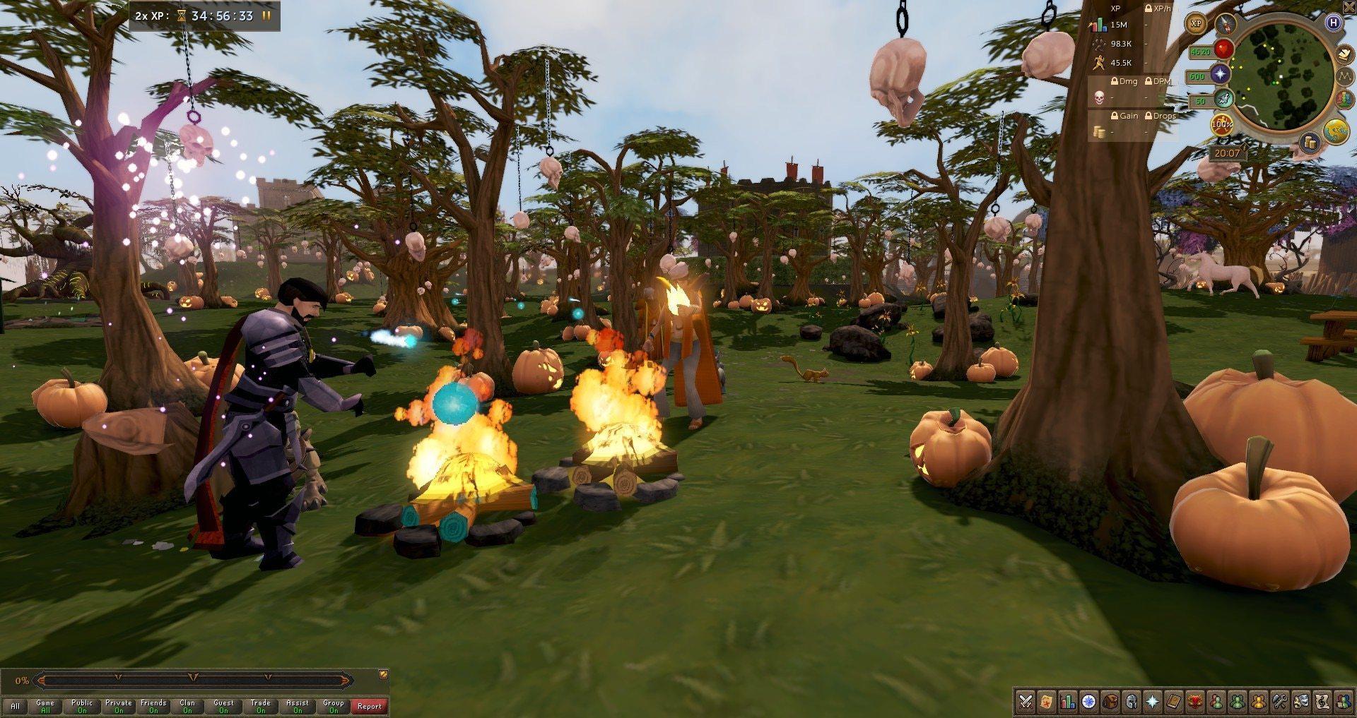 Сейчас RuneScape играет больше всего игроков за 5 лет