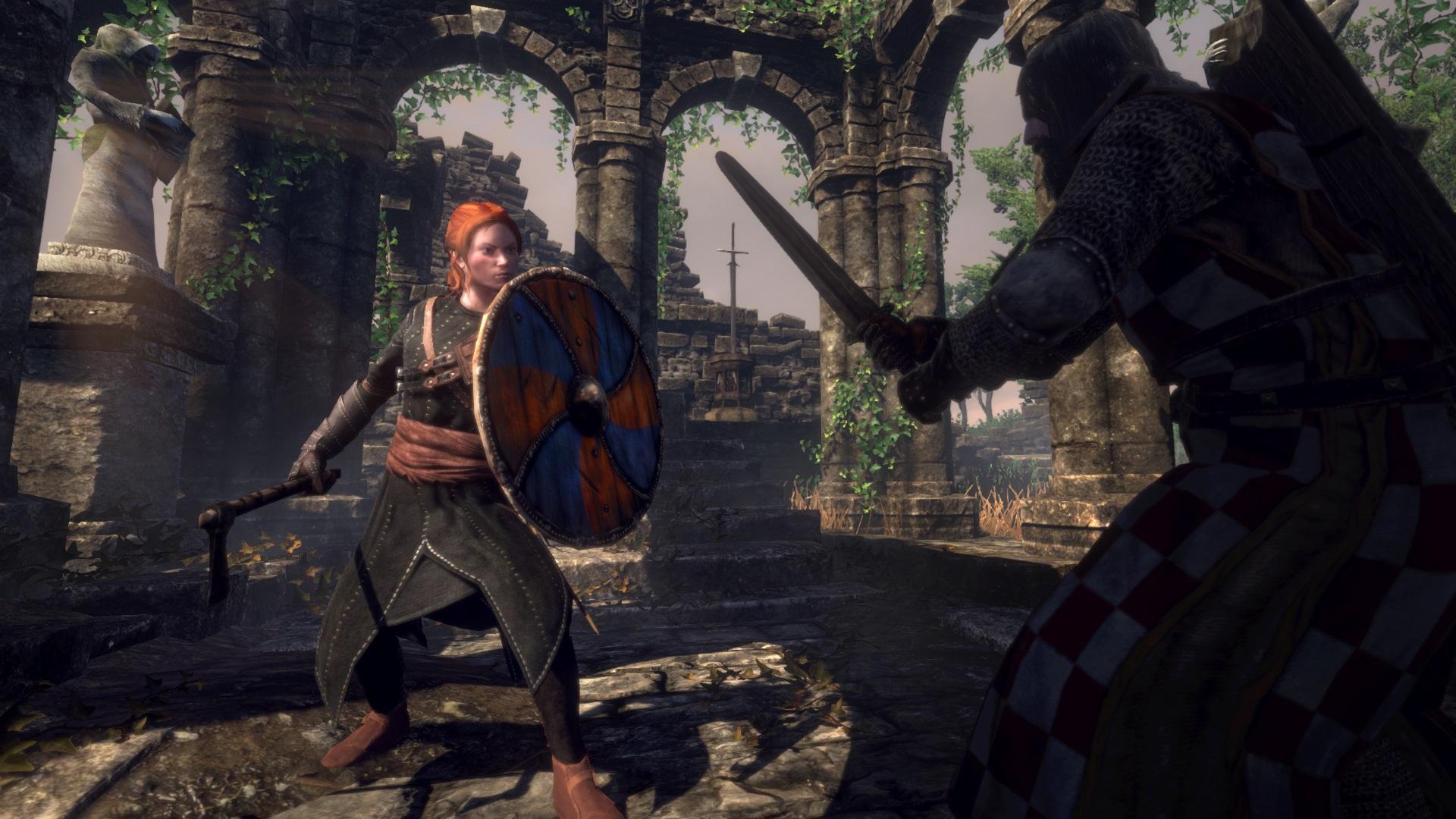 Gloria Victis лучшая MMORPG от поляков