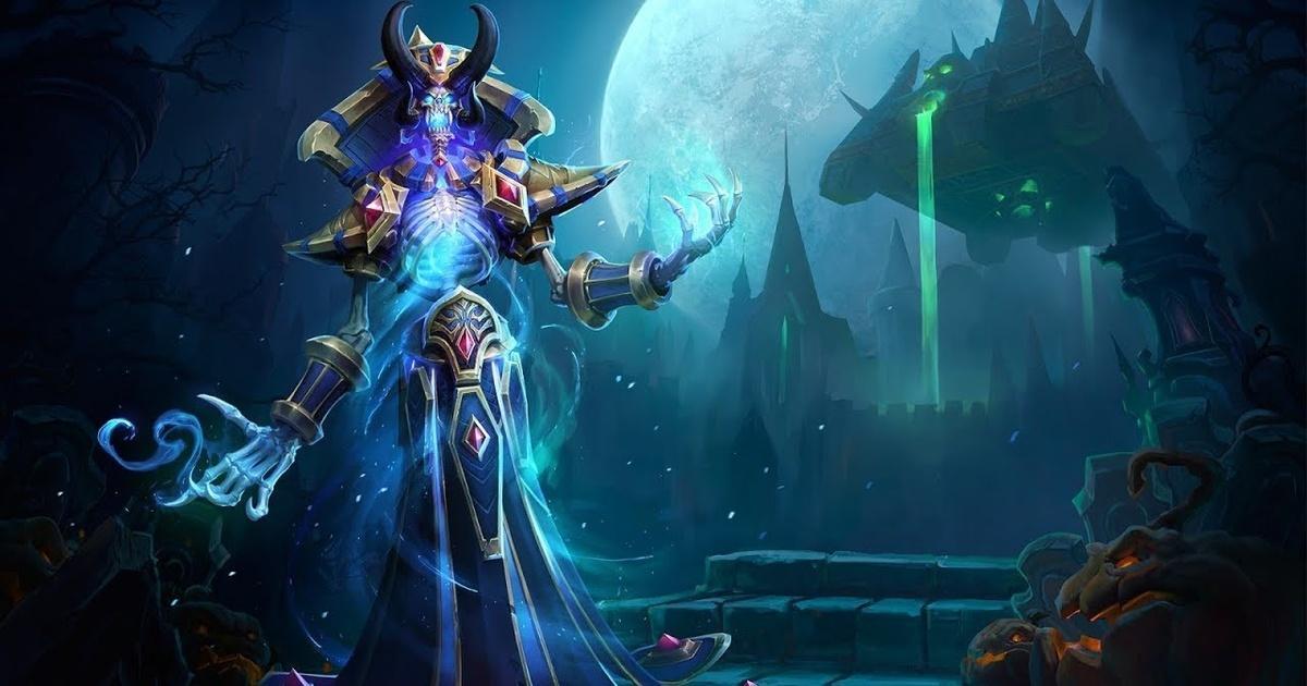 World of Warcraft: Classic открылся новый рейд Наксрамас