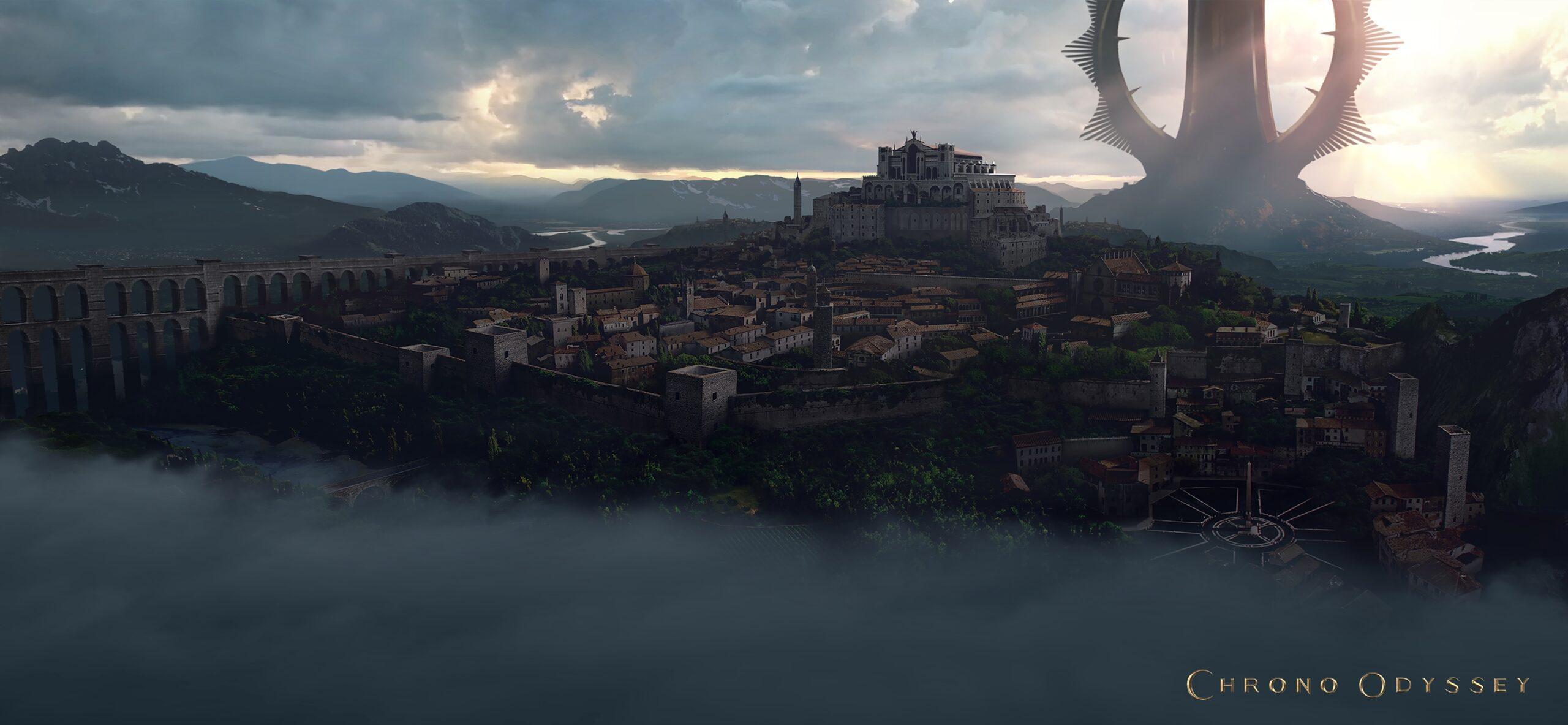 Трейлер новой MMORPG Chrono Odyssey
