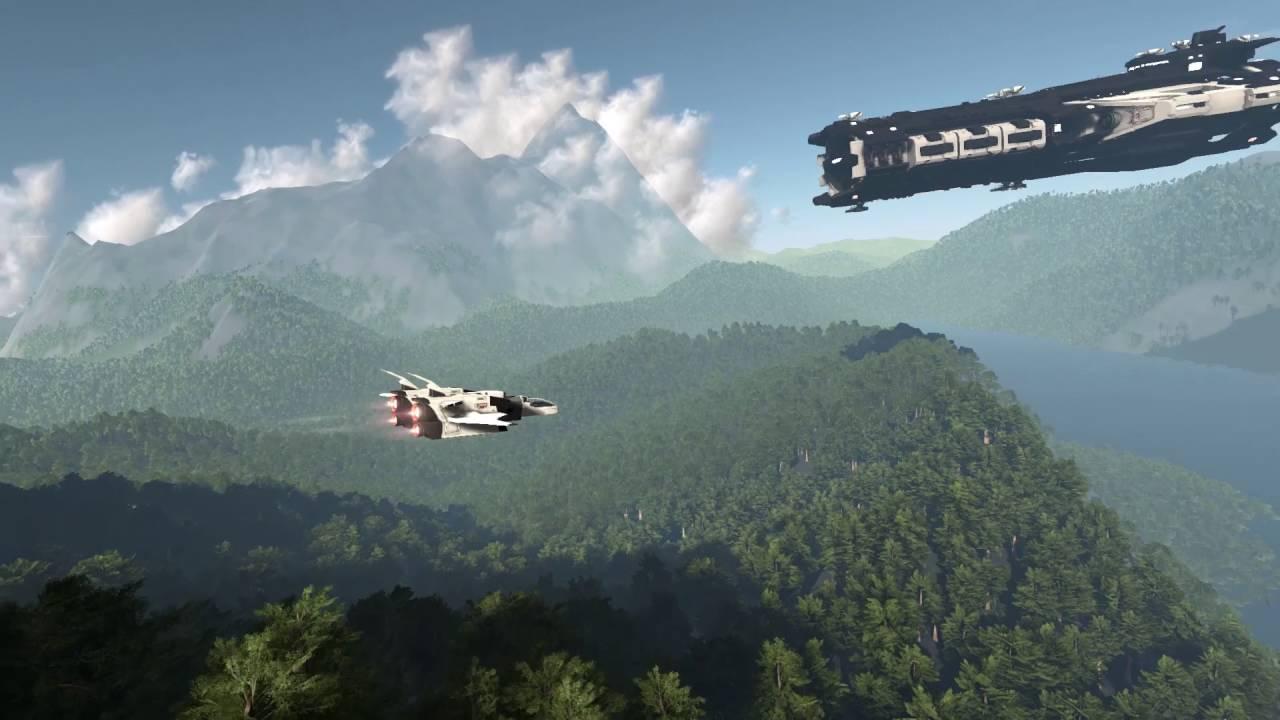 MMORPG Dual Universe планы по развитию на 2021 год