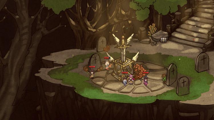 MMORPG Wing of Misadventure вышла в Steam