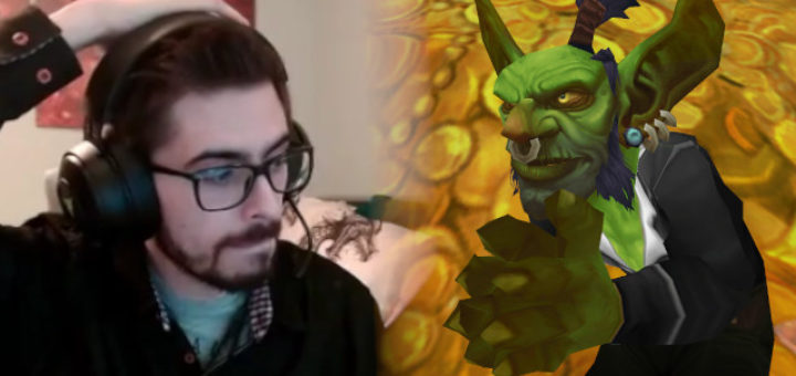 Из-за аддона стример в World of Warcraft: Classiс потерял 30.000 золотых