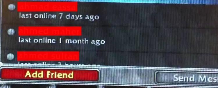 Игроки World of Warcraft искали пропавшего пользователя